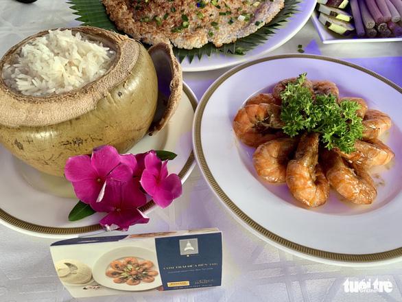 Thắng cố Bắc Hà, cơm trái dừa, bánh giá Gò Công… vào top 100 món ăn đặc sản Việt Nam - Ảnh 4.