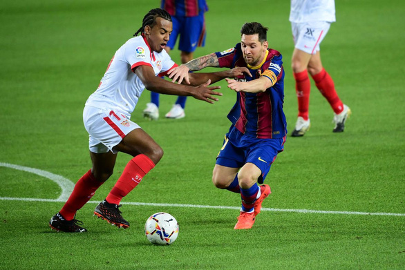 La Liga sôi động trở lại - Ảnh 1.