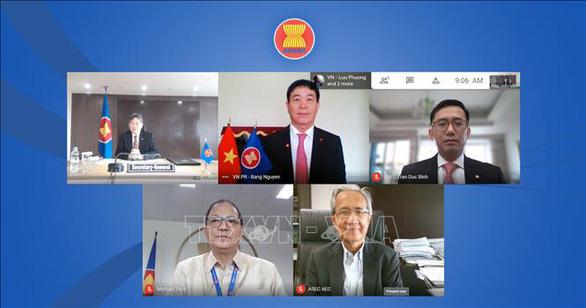 Tổng thư ký ASEAN đánh giá cao thành công của Việt Nam trong Năm chủ tịch ASEAN 2020 - Ảnh 1.