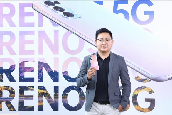 OPPO ra mắt thêm Reno5 5G tại Việt Nam với giá dễ tiếp cận hơn flagship - Ảnh 2.