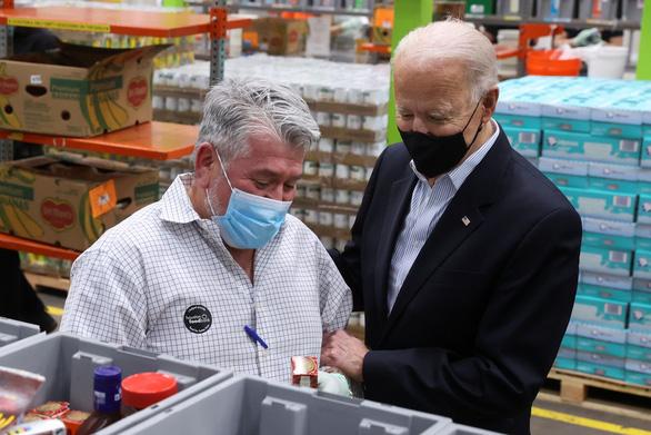 Ông Biden dùng ngoại giao cứng rắn? - Ảnh 1.