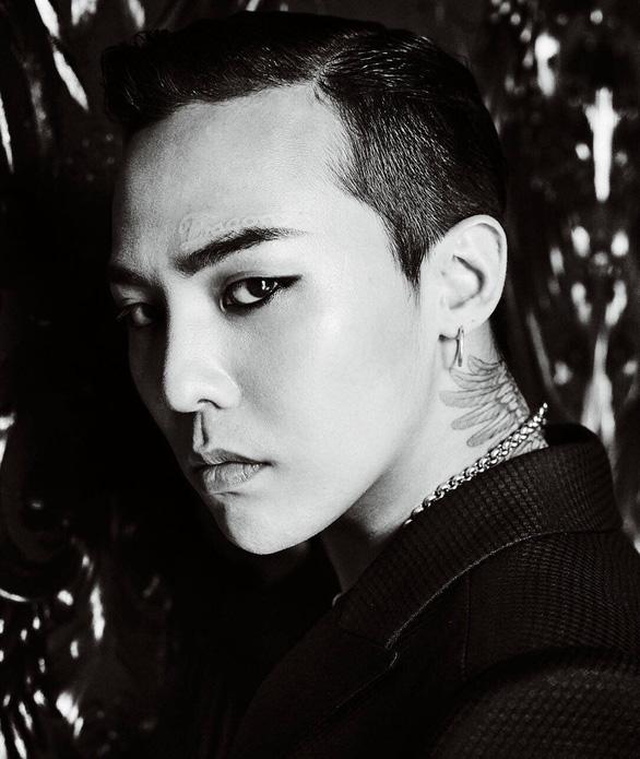 G-Dragon: Vị vua khó thay thế của Kpop - Ảnh 2.
