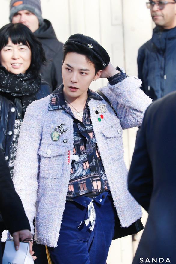 G-Dragon: Vị vua khó thay thế của Kpop - Ảnh 3.