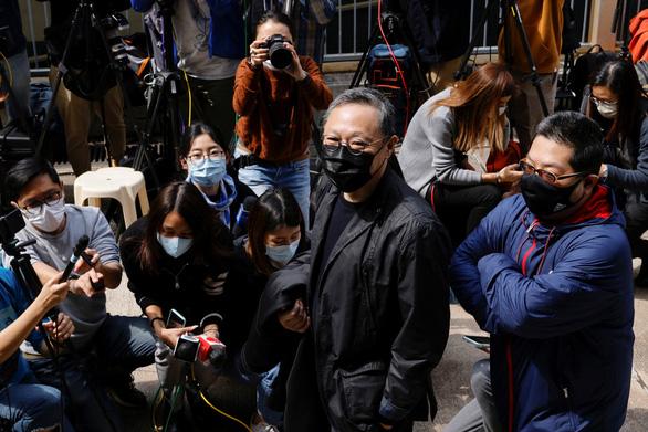 Hong Kong truy tố 47 người tội âm mưu lật đổ nhà nước - Ảnh 1.