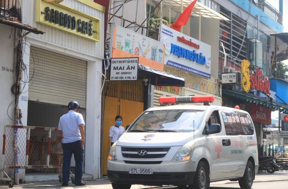 TP.HCM: Thêm nhiều địa điểm mà công chứng viên mắc COVID-19 đã đến, có cả tiệm massage - Ảnh 1.