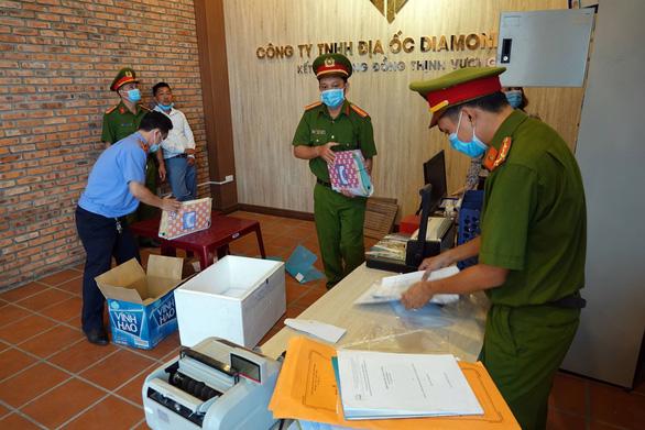 Bình Thuận bắt giám đốc bất động sản lừa đảo - Ảnh 1.