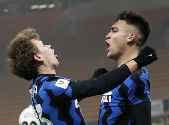Ronaldo lập cú đúp, Juventus thắng ngược Inter ở Cúp quốc gia Ý - Ảnh 1.