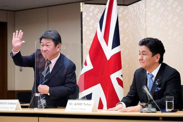 Nhật Bản bày tỏ quan ngại với Anh về luật hải cảnh mới của Trung Quốc - Ảnh 1.
