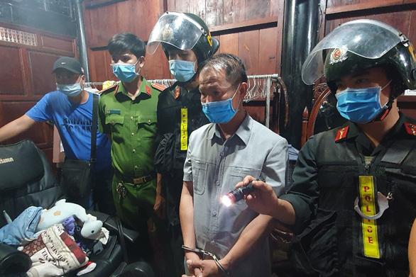 Trùm bất động sản Phú Quốc Nguyễn Chu Sâm bị bắt vì lừa đảo - Ảnh 1.