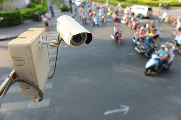 Đầu tư 2.150 tỉ lắp camera giám sát, chỉ huy điều hành giao thông - Ảnh 1.