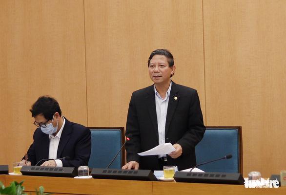 Hà Nội yêu cầu xe khách không chở quá 20 người - Ảnh 2.