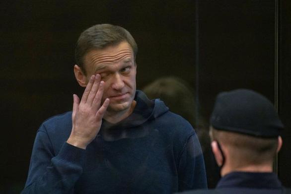 Nga kết án tù ông Navalny 3 năm rưỡi - Ảnh 1.