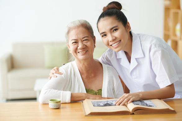Những lưu ý khi chăm sóc sức khỏe cho người cao tuổi - Ảnh 3.
