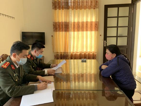 Tôi xin thông báo khẩn Thụy Việt có ca mắc COVID...: Nhận phạt 7,5 triệu - Ảnh 1.