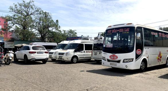 Phú Yên: Hãng xe khách phải trả lại tiền vé cho khách không còn đi xe - Ảnh 1.