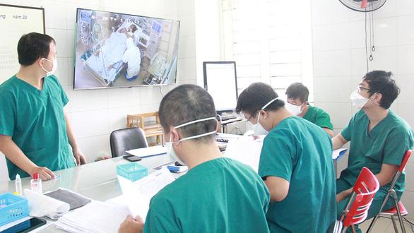 Nhân viên ngành y Đà Nẵng: Ăn tết tại chỗ, không rời thành phố - Ảnh 1.