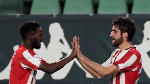Điểm tin thể thao sáng 5-2: Thắng luân lưu nghẹt thở Bilbao vào bán kết Cúp nhà vua Tây Ban Nha - Ảnh 1.