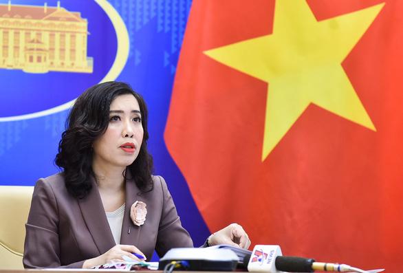 Việt Nam xác minh thông tin Trung Quốc xây căn cứ tên lửa sát biên giới - Ảnh 1.