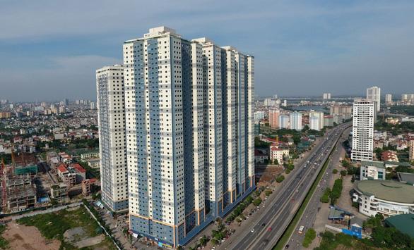 Hà Nội gần 10 triệu dân, một năm chỉ cấp phép đầu tư thêm 5 dự án nhà ở - Ảnh 1.