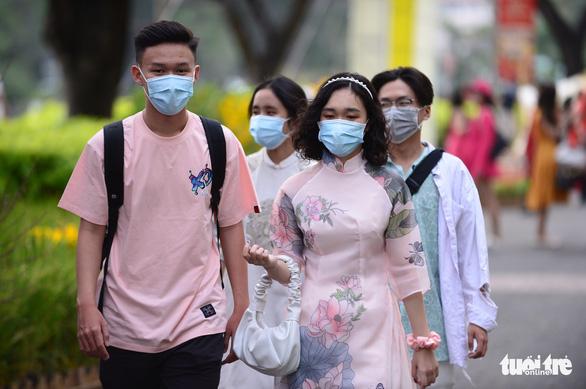 Hội hoa xuân Phú Mỹ Hưng 2021 giảm quy mô để phòng dịch COVID-19 - Ảnh 5.
