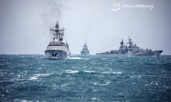 استرالیا: چین احتمالاً باعث بحران بزرگ نظامی سال 2021 می شود - عکس 1.