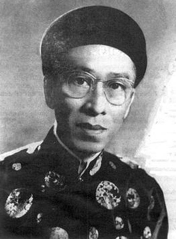 'Ông tổ' của nghệ thuật thư pháp chữ Việt - Ảnh 2.