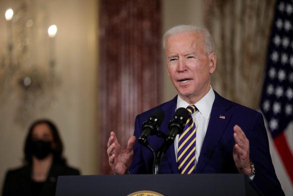 Ông Biden gọi Trung Quốc là đối thủ cạnh tranh nghiêm trọng nhất với Mỹ - Ảnh 1.
