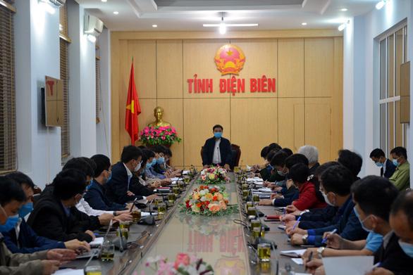 Điện Biên phát hiện 6 người dương tính với COVID-19 từ Hà Nội, Hải Dương về - Ảnh 1.