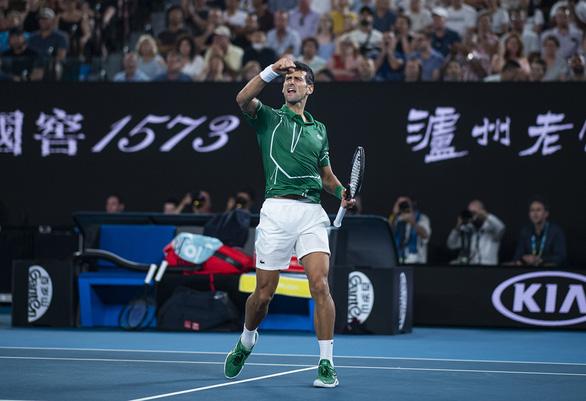 Giải quần vợt Úc mở rộng 2021: Djokovic sẽ vui trở lại - Ảnh 1.