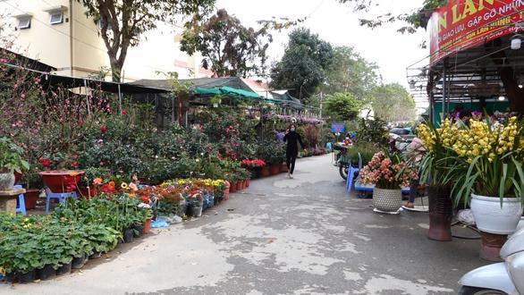 24 tết, người bán hoa tại Hà Nội xả hàng, giảm giá, chỉ mong huề vốn - Ảnh 5.