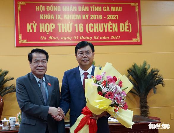 Bí thư Tỉnh ủy Cà Mau đảm nhận thêm chức chủ tịch HĐND - Ảnh 1.
