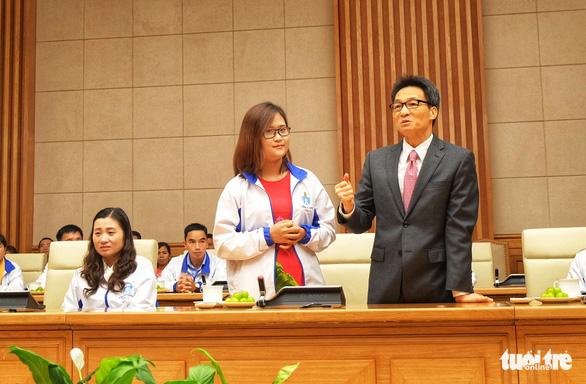 20 đề cử giải thưởng Gương mặt trẻ Việt Nam tiêu biểu - Ảnh 1.