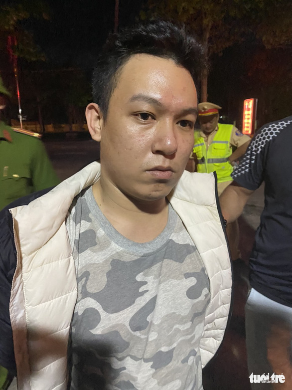 Vượt ngục từ Hải Phòng, bị bắt ở Bình Thuận - Ảnh 1.