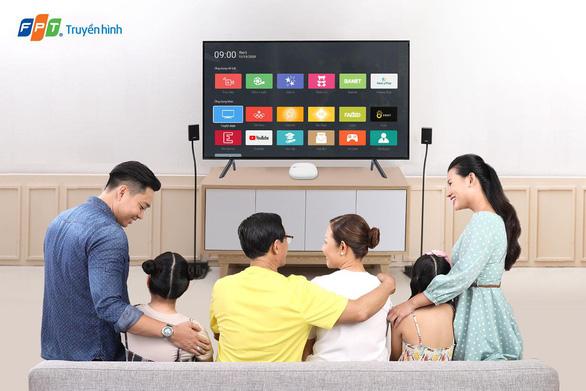 Truyền hình FPT nâng cấp số lượng kênh cho toàn bộ khách hàng - Ảnh 1.