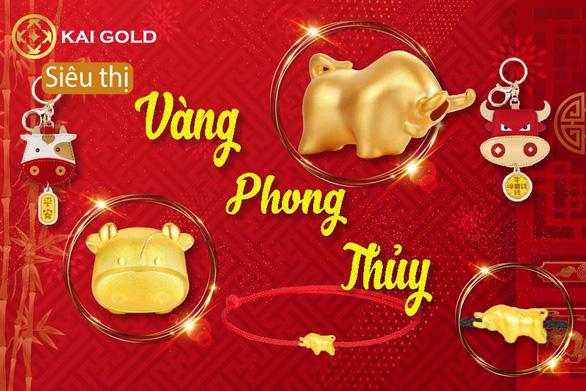 KAIGOLD - Vị thế hàng đầu vàng phong thủy tại thị trường Việt Nam - Ảnh 1.