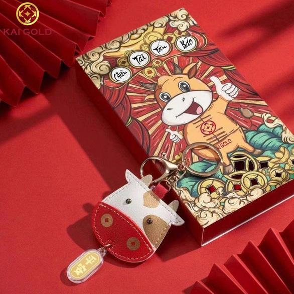 KAIGOLD - Vị thế hàng đầu vàng phong thủy tại thị trường Việt Nam - Ảnh 2.