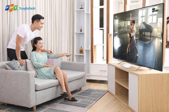 Truyền hình FPT nâng cấp số lượng kênh cho toàn bộ khách hàng - Ảnh 3.