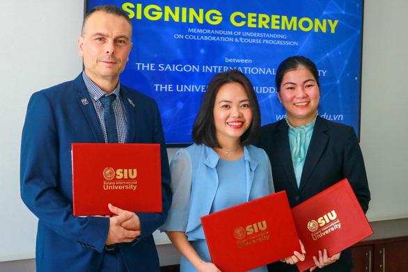 Đại học Quốc tế Sài Gòn - Những dấu ấn nổi bật năm 2020 - Ảnh 4.