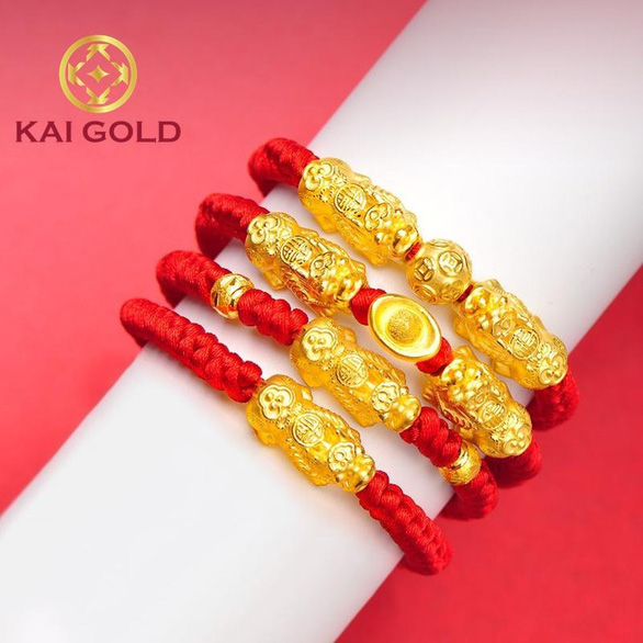 KAIGOLD - Vị thế hàng đầu vàng phong thủy tại thị trường Việt Nam - Ảnh 4.