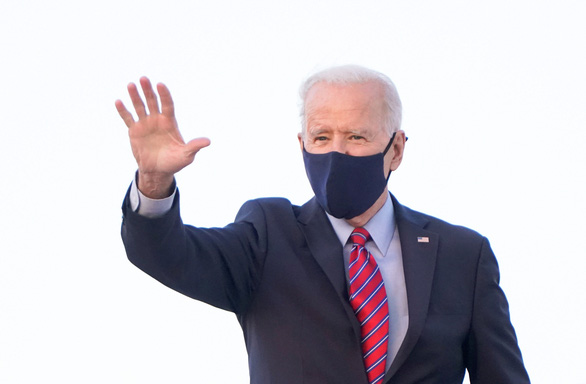 Ông Biden nói không nên cho ông Trump nhận thông tin tình báo - Ảnh 1.