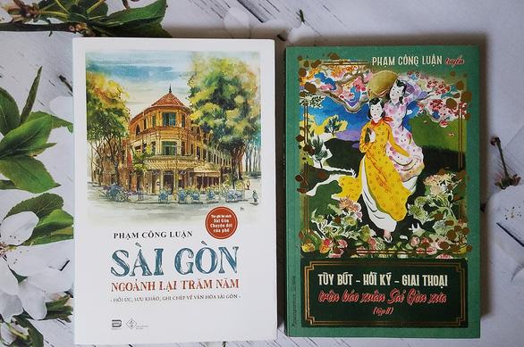 Nhấm nháp hương vị Sài Gòn qua danh tác nhiều thế hệ - Ảnh 1.