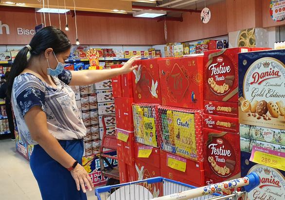 Sức mua tăng, khuyến mãi đậm tại siêu thị - Ảnh 2.