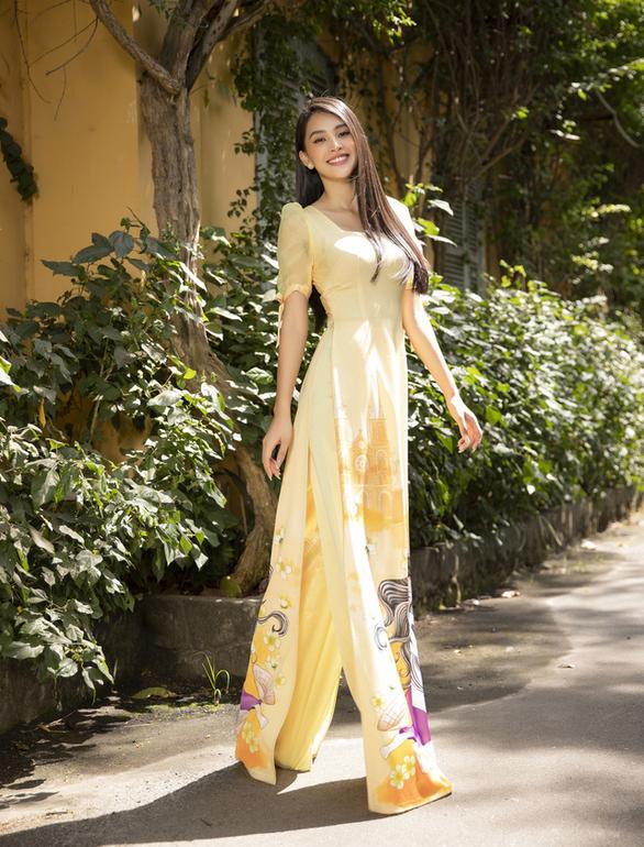 Hoa hậu Tiểu Vy: 'Gợi cảm không phải là phóng túng trong việc phô da thịt' - Ảnh 3.