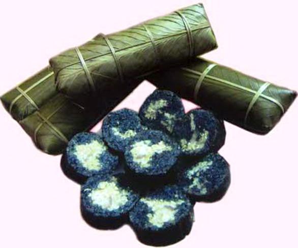 Bánh chưng đen - món đặc sản để trai xứ Lạng... chọn vợ - Ảnh 3.