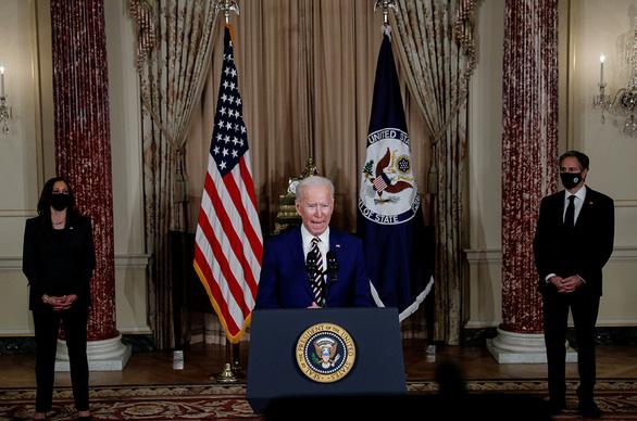 اولین بیانیه بایدن در مورد امور خارجی: آمریکا بازگشت - عکس 1.