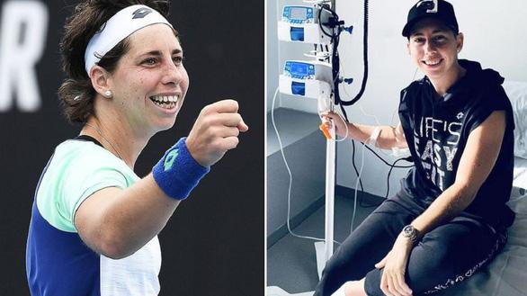Chiến đấu với ung thư vì Olympic - Ảnh 1.