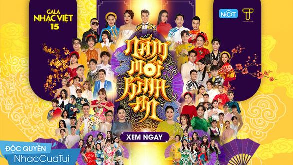 Bùi Anh Tuấn, ICD kể chuyện mùa xuân trong Gala Nhạc Việt 15 - Ảnh 1.