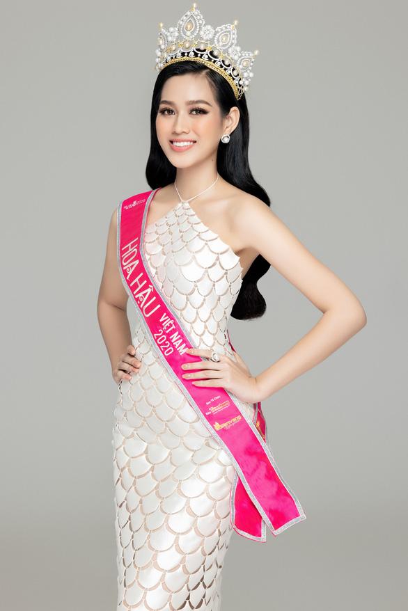 Hoa hậu Đỗ Thị Hà: Hi vọng sẽ không vướng vào những ồn ào không đáng có - Ảnh 2.