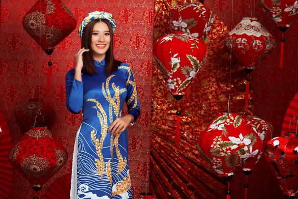 Khánh Vân, Kim Duyên, Thúy Vân, Hoàng My gửi thông điệp bình an cho Tân Sửu - Ảnh 5.