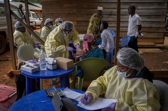 Congo lại xuất hiện ca mắc Ebola sau khi tuyên bố kết thúc đợt dịch thứ 11 - Ảnh 1.